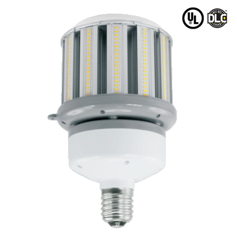 100W 360°Degree Beam Angle E39 Base LED Corn Bulb 12,000 Lumens. 4 Units Per Carton
