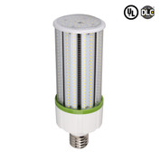 60W 360°Degree Beam Angle E26/E39 Base LED Corn Bulb 6000-6900lm. 12 Units Per Carton