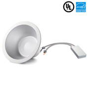 45W-8Inch Architectural Downlight. 3400 Lumens. 277V. 2 Units Per Carton