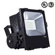 100W LED Flood. 8500 Lumens - 277V. 1 Unit Per Carton
