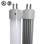 T5 4ft 15W Linear 4000K & 5000K LED Tube with External Driver. 1500-1650 Lumens. 50 Units Per Carton