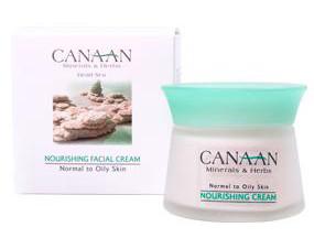 Nourishing Facial Cream - Normal to Oily Skin