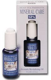 Aromatic Revitalizing Oil (for stretch marks)