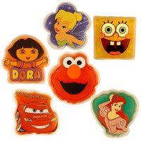 Disney Characters Cold Pack(strip of 12)