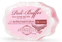 Pedi-Buffer 20+ WASHES Grapefruit