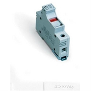 "ASK 4 Fuse Holder, 1 Pole, w/ indication, 10 x 38mm (1.5' x 13/32"")  600V, 32A, 20-6 AWG (AE_E2541100)"
