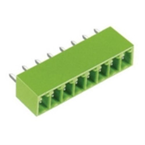 PCB Header 180 3.81mm 8 Pole 12A 300V (AE_H-040-38108)