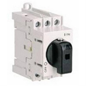 Disconnect Switch SD1 25A Rotary Black Handle (AE_L19201-11)