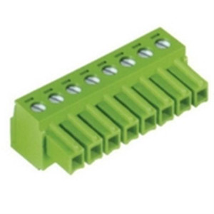 PCB PLUG 180 3.81MM 8 POLE (AE_P-420-38108)