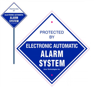 Generic ALARM Sign (azco_AZD-ALSIGN)