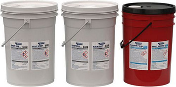 EPOXY - CLEAR ENCAPSULATING & POTTING COMPOUND (RATIO 2:1) (mg_832C-60L)