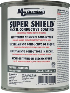 SUPER SHIELD™ Nickel Conductive Coating - UL Recognized (mg_841AR-900ML)
