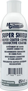 SUPER SHIELD™ Silver Coated Copper Conductive Coating - UL Recognized (mg_843AR-340G)