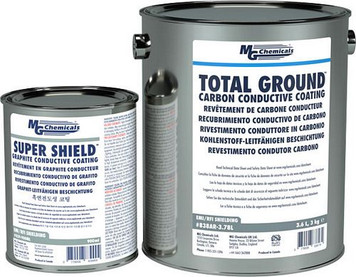 Silver Coated Copper Epoxy Conductive Coating (mg_843ER-3.25L)