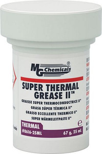 SUPER THERMAL GREASE II, HIGH THERMAL CONDUCTIVITY (mg_8616-25ML)