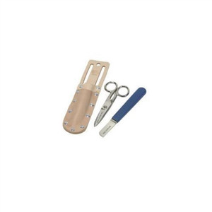 """""""Cable Splicing Kit, Knife, Scissors, Pouch"""" (35-093)"""