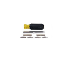 """10-in-1 Screwdriver Replacement Bit, #1 & #2 Square Recess"" (35-942)"