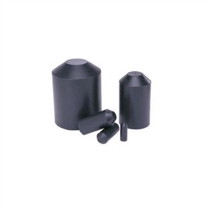 """Thermo-Shrink® Medium Wall Heat Shrink End Cap, 4/0-400 MCM"" (46-383)"