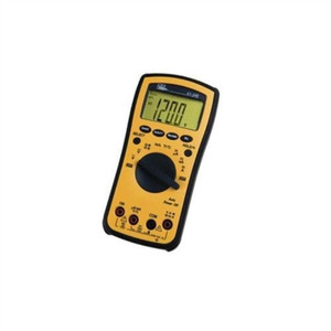 """Test-Pro® Digital Multimeter w/Temp, Cap, Hz, Backlight"" (61-340)"