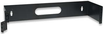"""19' Hinged Wall Bracket, 2U"" (402446)"