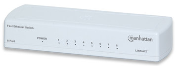 8-Port Fast Ethernet Switch (560689)