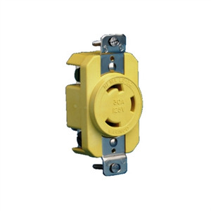 """30A 125V RECEPTACLE, LOCKING"" (305CRR)"