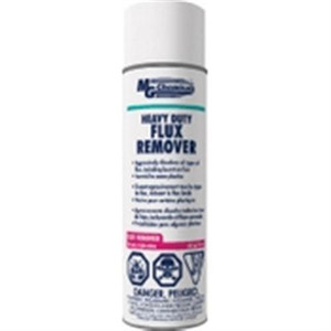 Penetrates to quickly remove all non-ionic and ionic soils found in post-solder applications.For use on the non-component side of circuit boards.