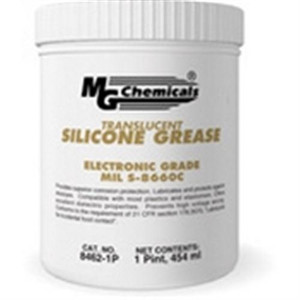 A water repellant; non-melting; dielectric grease lubricant.Provides superior corrosion protection. Lubricates and protects against moisture. Compatible with most plastics and elastomers. Conforms to the requirement of 21 CFR section 178.3570; Lubricants