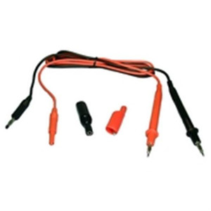 "36"" Test Probe Leads With Slip-On Alligator Clips (28-5623)"