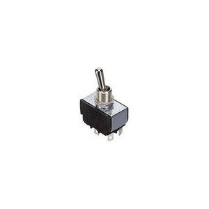 """""""Philmore 30-012 H.D. Bat Handle Toggle Switch, DPST 20A @125V, ON-OFF"""" (30-012)"""