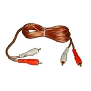 CLEAR AUDIO DUAL RCA-6' (70-606)