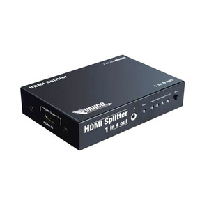 HDMI 1x4 Splitter with IR Control
