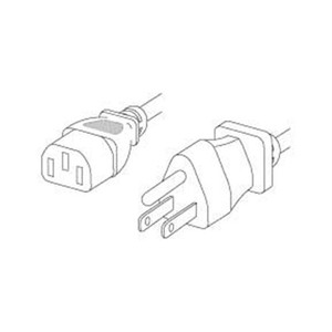 Flat Panel TV Power Cord (330007)