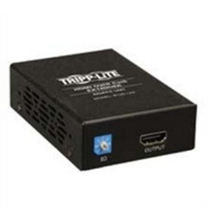 """HDMI over Cat5/Cat6 Active Extender, Box-Style Remote Receiver for Video and Audio, 1080p @ 60 Hz"" (tripp_B126-1A0)"