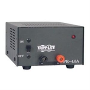 """4.5-Amp DC Power Supply, 13.8VDC, Precision Regulated AC-to-DC Conversion"" (tripp_PR4.5)"