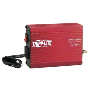 """150W PowerVerter Ultra-Compact Car Inverter, with 1 Outlet"" (tripp_PV150)"