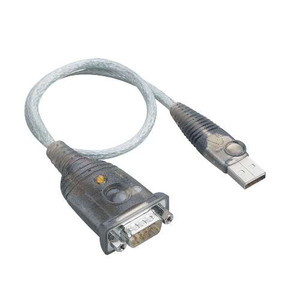 USB Adapters - USB to Serial Adapter USB-A to DB9M