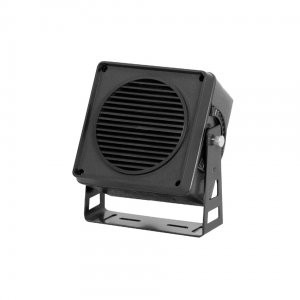 "( speco_CBS240 ) 5W 4"" Communications Extension Speaker  Black"