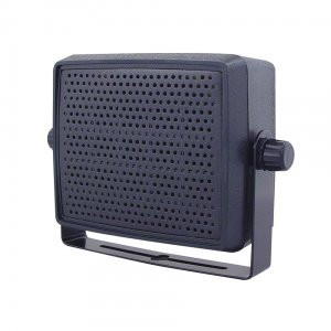 "( speco_CBS4 ) 10W 4"" Deluxe Professional Communications Extension Speaker"