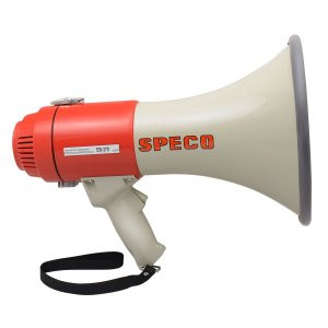ER370: 16 Watt Deluxe Megaphone with Siren