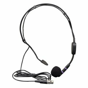( speco_M24HS ) Headset Microphone for use with M24GLK