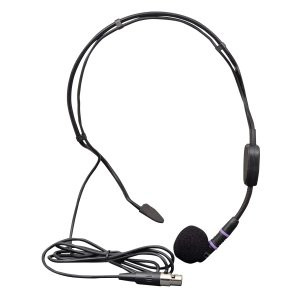 M24HS: Headset Microphone for use with M24GLK