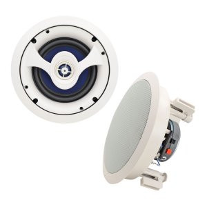 "SP625C: 6.5"" In-Ceiling Speakers (Pair)"