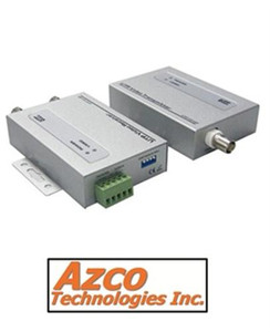 1 CHANNEL ACTIVE VIDEO BALUN   (PAIR)   azco_AZBLN101ARAT