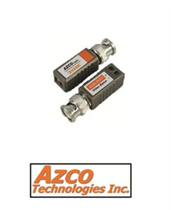 1 CHANNEL PASSIVE VIDEO BALUN(PAIR) azco_AZBLN201