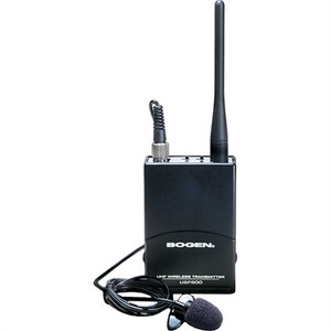 MIC, BODYPACK, 4/UDMS800 SYS (UBP800)