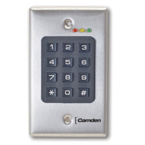 MPROX 2 - Two Door Proximity Access Control System, Additional Compatible Devices & Credentials (CM-120i)