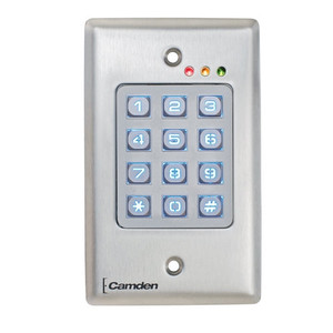 MPROX 2 - Two Door Proximity Access Control System, Additional Compatible Devices & Credentials (CM-120wV2)