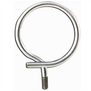 Bridle Ring 2 Dia. 1/4-20 threaded (4BRT32)
