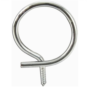 Bridle Ring 2 Dia. #14 wood screw thread (4BRT32WS)
